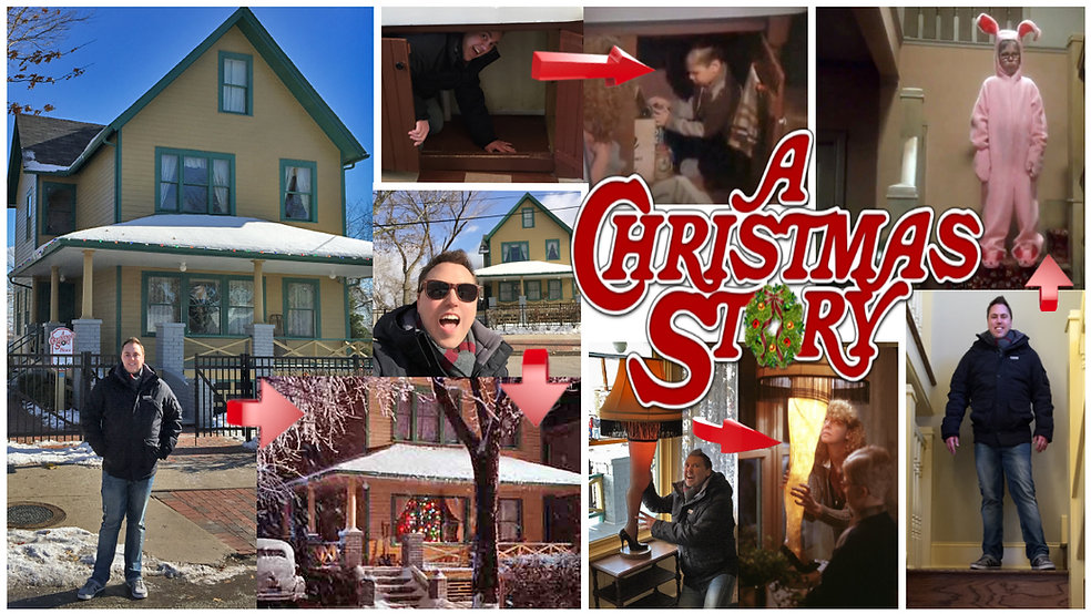 dylanson agency a christmas story