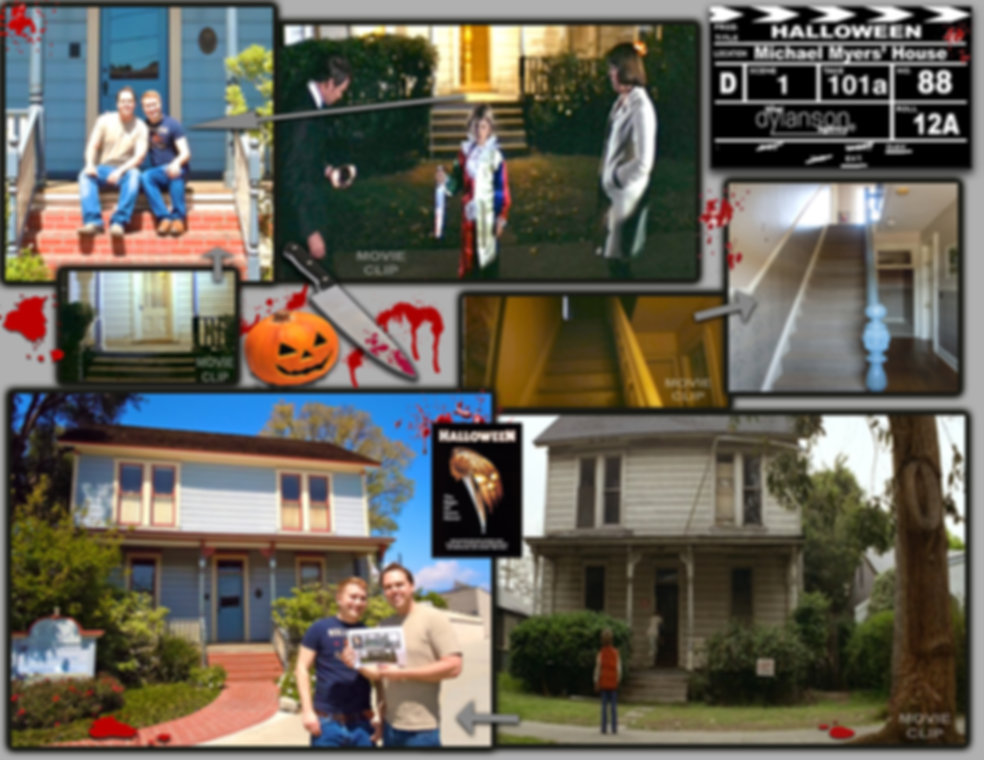 dylanson agency halloween movie