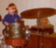 Dylan on the Drums