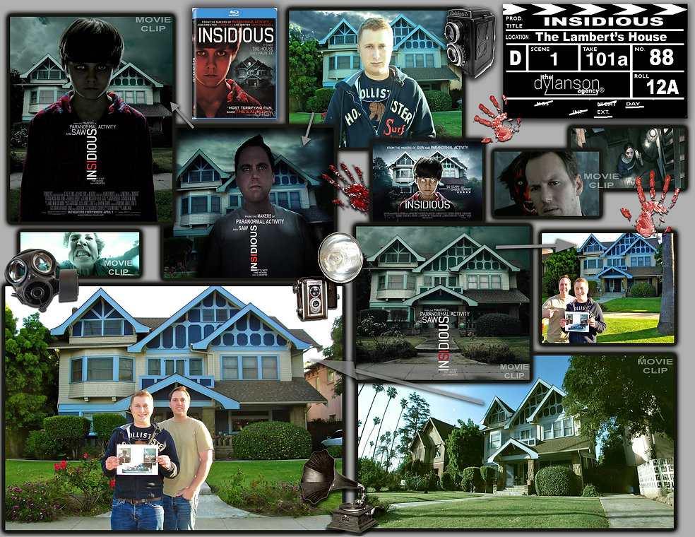 dylanson agency insidious movie
