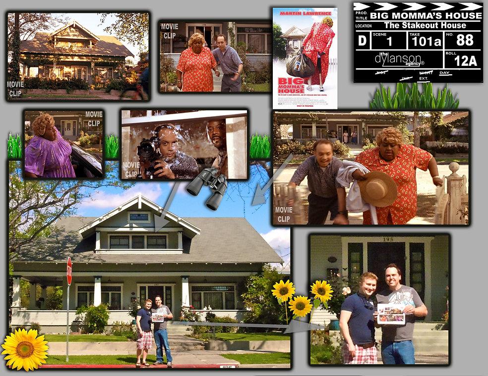 dylanson agency big mommas house