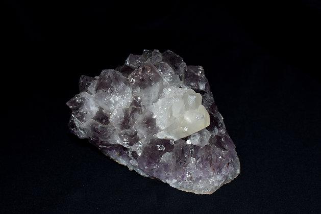 Amethyst & Calcite