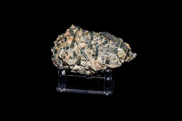 Indicolite, Lepidolite, & Cleavelandite