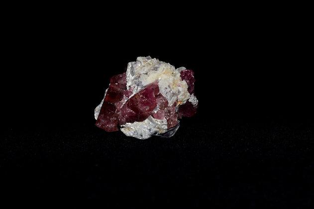 Pink Tourmaline & Lepidolite