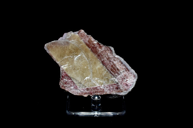 Zoned Mica to Lepidolite