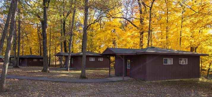 Main Camp Cabins