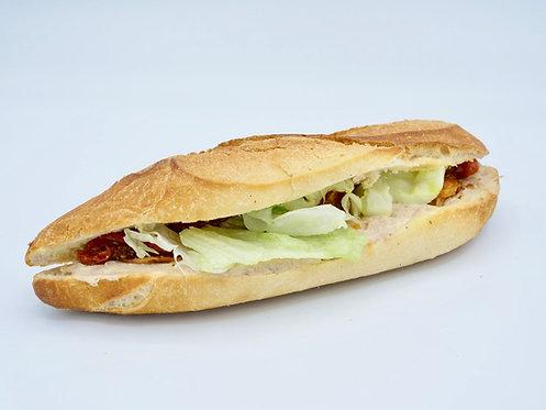 Sandwich thon tomate confite