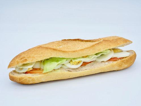 Sandwich bagnat thon