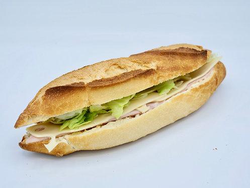 Sandwich jambon emmental