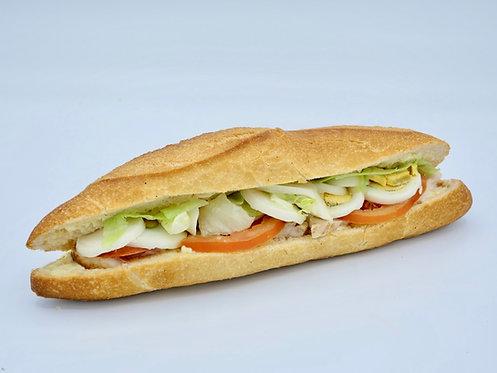 Sandwich bagnat poulet