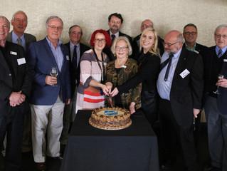 SKÅL WELLINGTON  CELEBRATES 61 YEARS