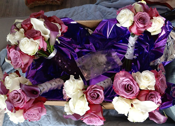 Bridemaids Bouquet