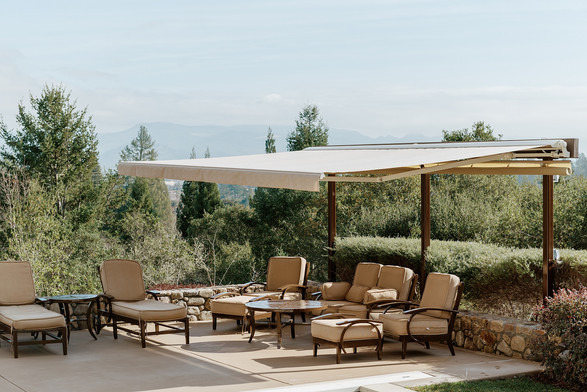 SunSetter Motorized Retractable Awning