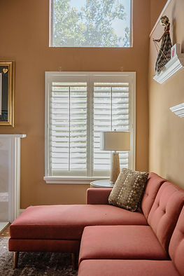 Norman Composite Shutters Wand Tilt Wind