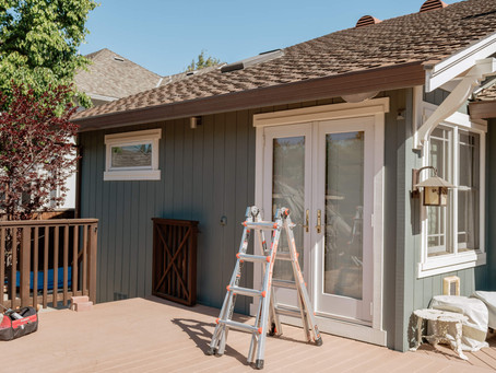 KE Outdoor Design Motorized Retractable Awning Installation Livermore, CA