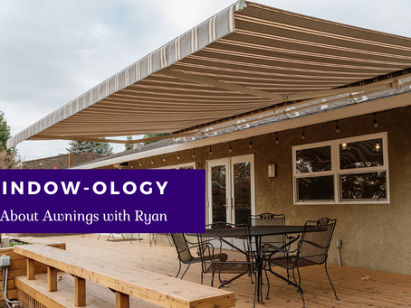 Featured Product: All About Motorized, Retractable Awnings with Ryan