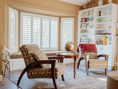 Real Projects: Plantation Shutters in San Ramon