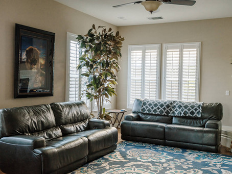 Real Homes & Projects: Plantation Shutters in Pleasanton