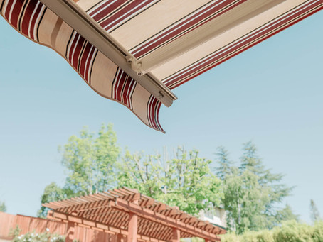 Bay Area SunSetter Awning Installation by Window-ology Pleasanton