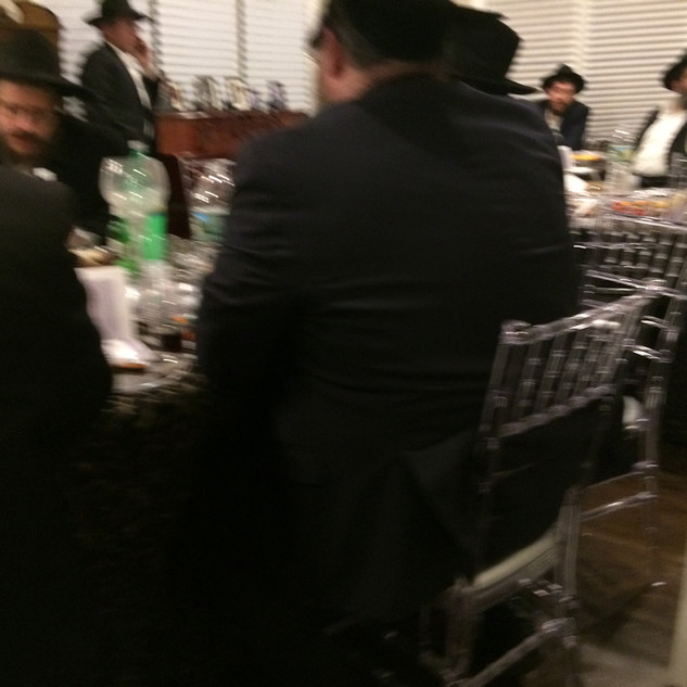 "@ home of R' Yitzy Follman z""l Lakewood NJ"