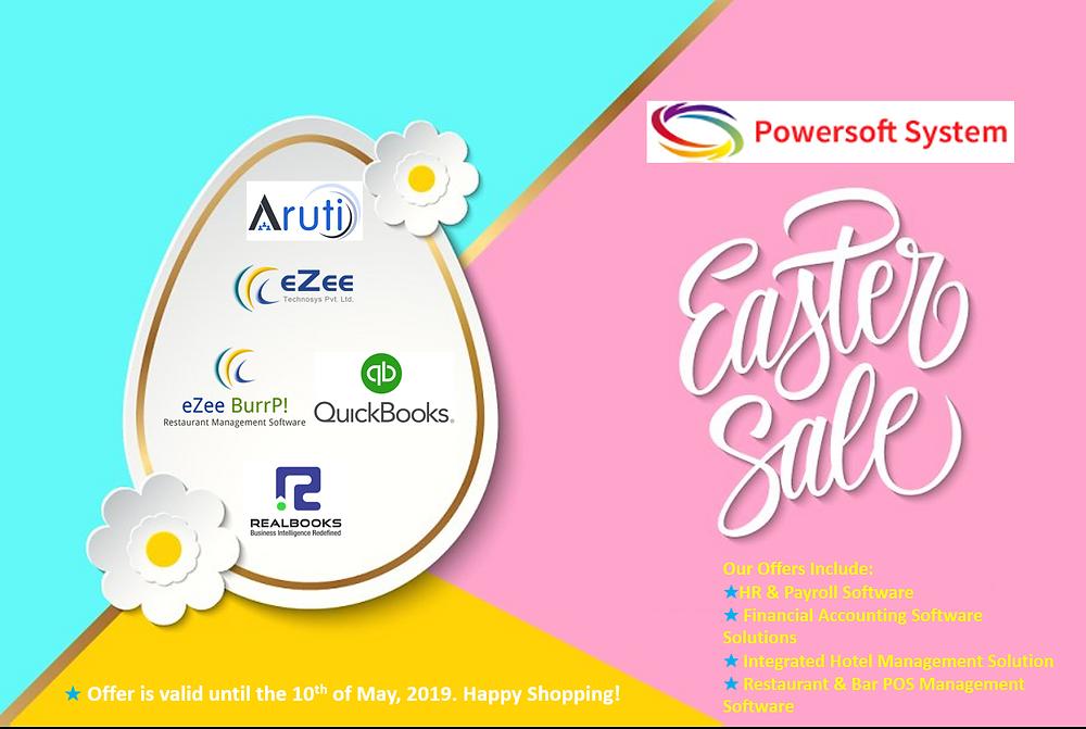Easter Sales in Ghana