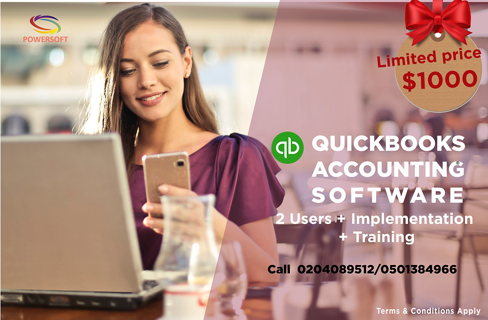Accounting Software in Ghana