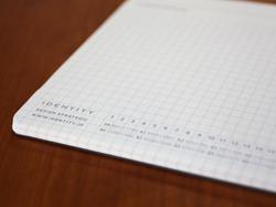 IDENTITY notebook