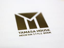 YAMASA HOUSE modern style book