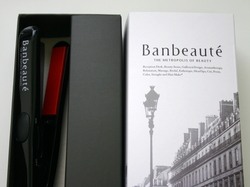 Banbeaute flat hairstyling iron