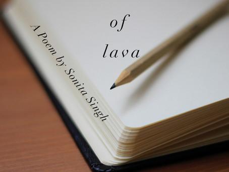 the river of lava