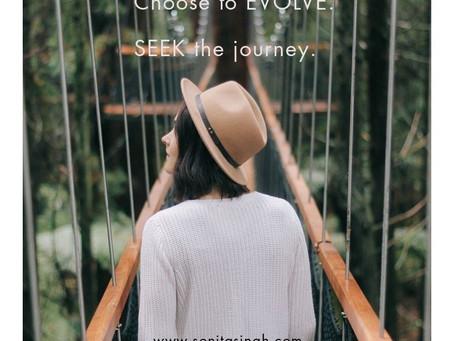 Seek the Journey