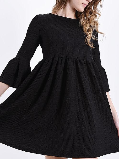 Kleid Sunny black