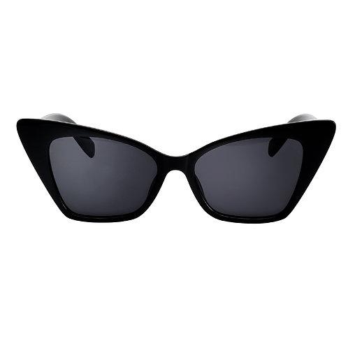 Sonnenbrille Cat black