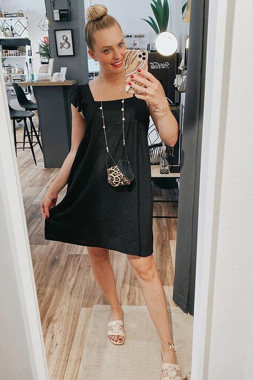 Kleid Luise black