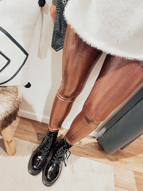 Leggings Rosa Glam