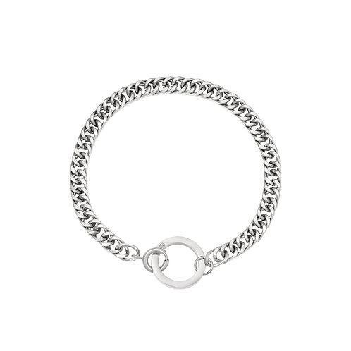 Armband Connect silber