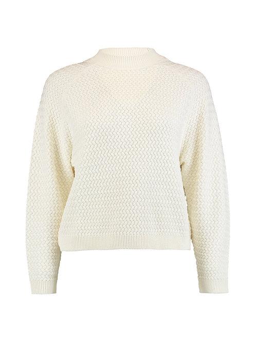 Pullover Pia Offwhite