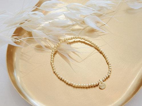 Armband Pearl gold