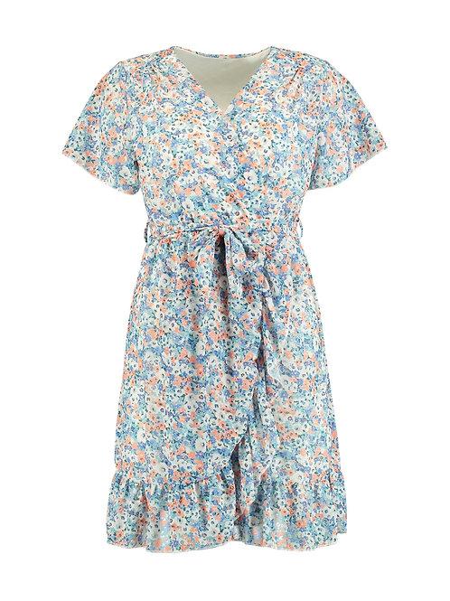 Kleid Sophie light blue