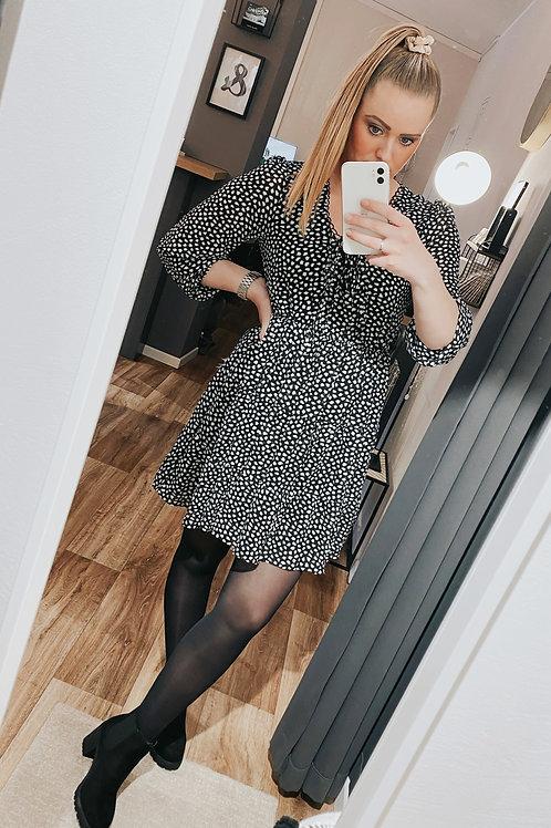 Kleid Linda Black