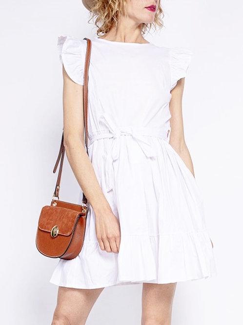 Kleid Leonie white