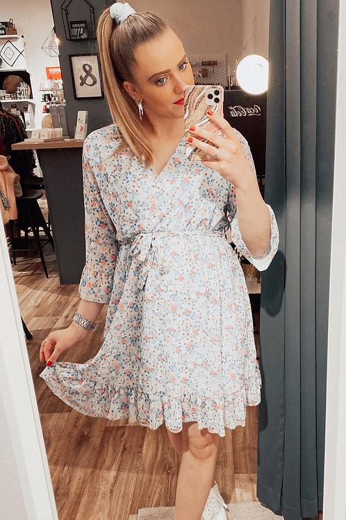 Kleid Vivi blue