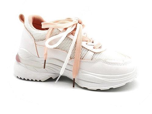Sneaker Peach