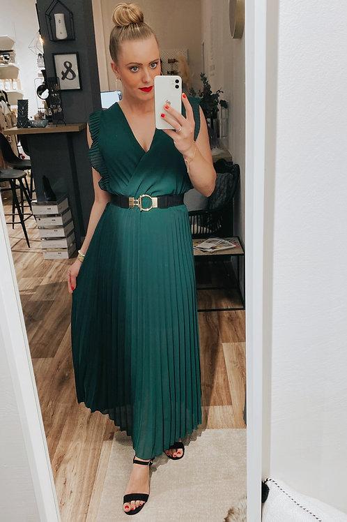 Kleid Celine grün