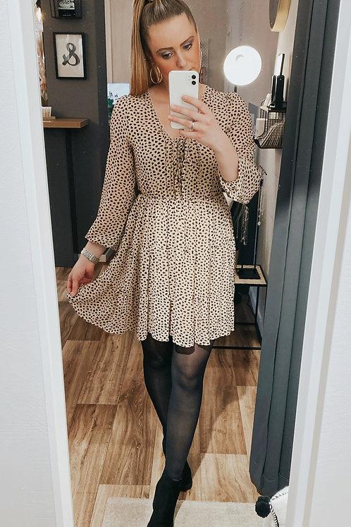 Kleid Linda Nude