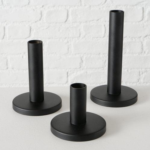 Kerzenständer Set Black