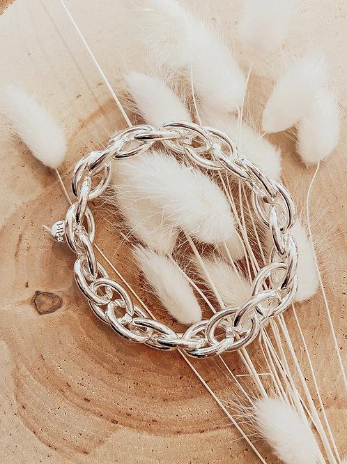 Armband Verona Silber
