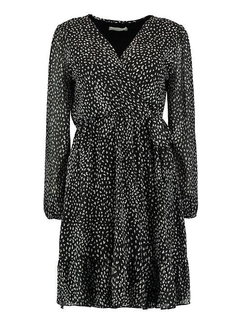 Kleid Romina black