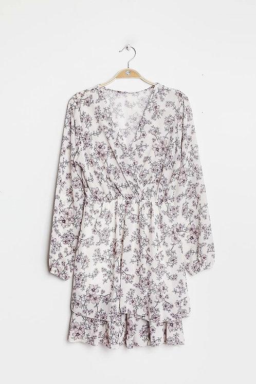 Kleid Olivia white