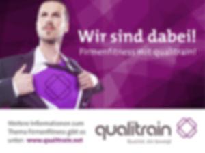 qualitrain - wir sind dabei